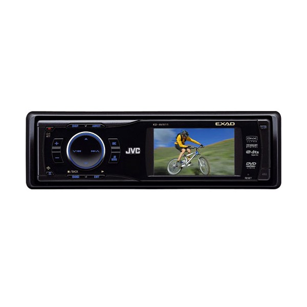 Alpine 1 Din Dvd Car Stereo