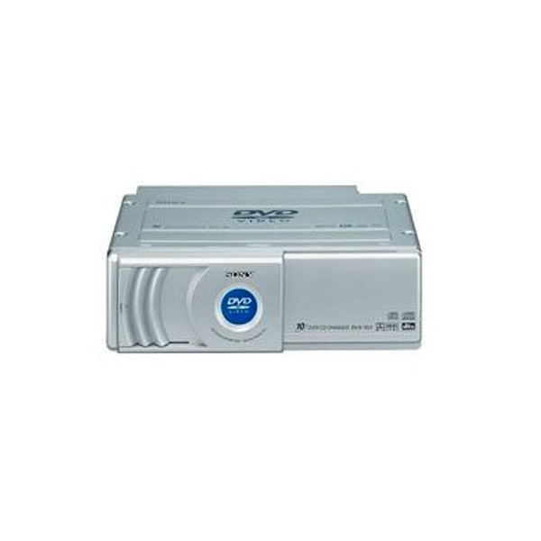 Kit Cars To Build Yourself In Usa: DVX-100 10 Disc DVD Changer CD-R / CD-RW Playback